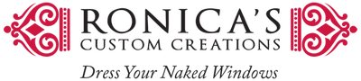 Ronica's Custom Creations Sticky Logo
