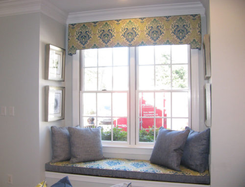 Create a Happy Home With Custom Window Treatments
