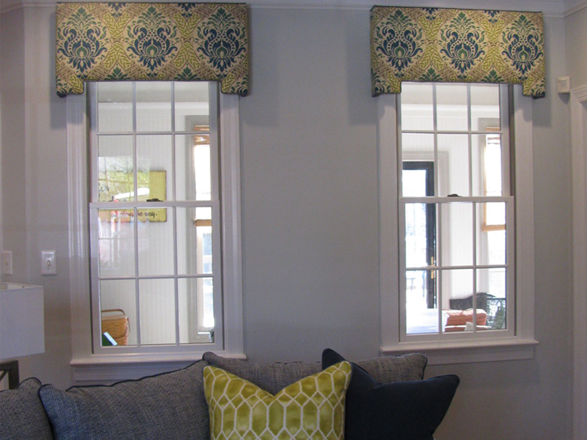 Yellow And Blue Valances Ronica S Custom Creations