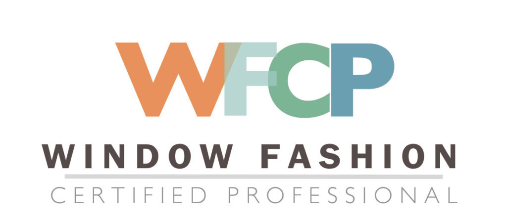 Window Fashion certified Professional