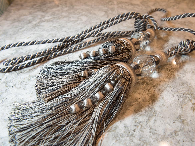 Decorative Tie Backs Ronica S Custom Creations