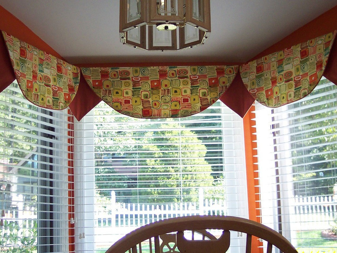 Kitchen Bay Window Ronica S Custom Creations