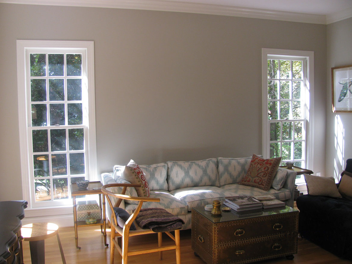 Living Room Side View Before And After Ronica S Custom