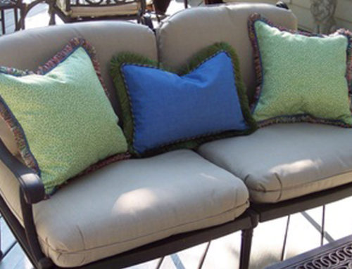 Keep Your Outdoor Furniture Vibrant with 3 Easy Steps