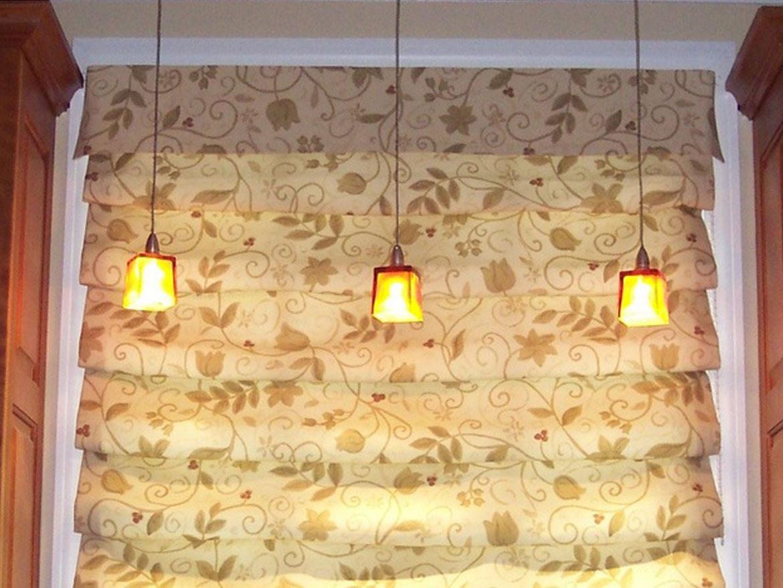 Hobbled Roman Shade Ronica S Custom Creations
