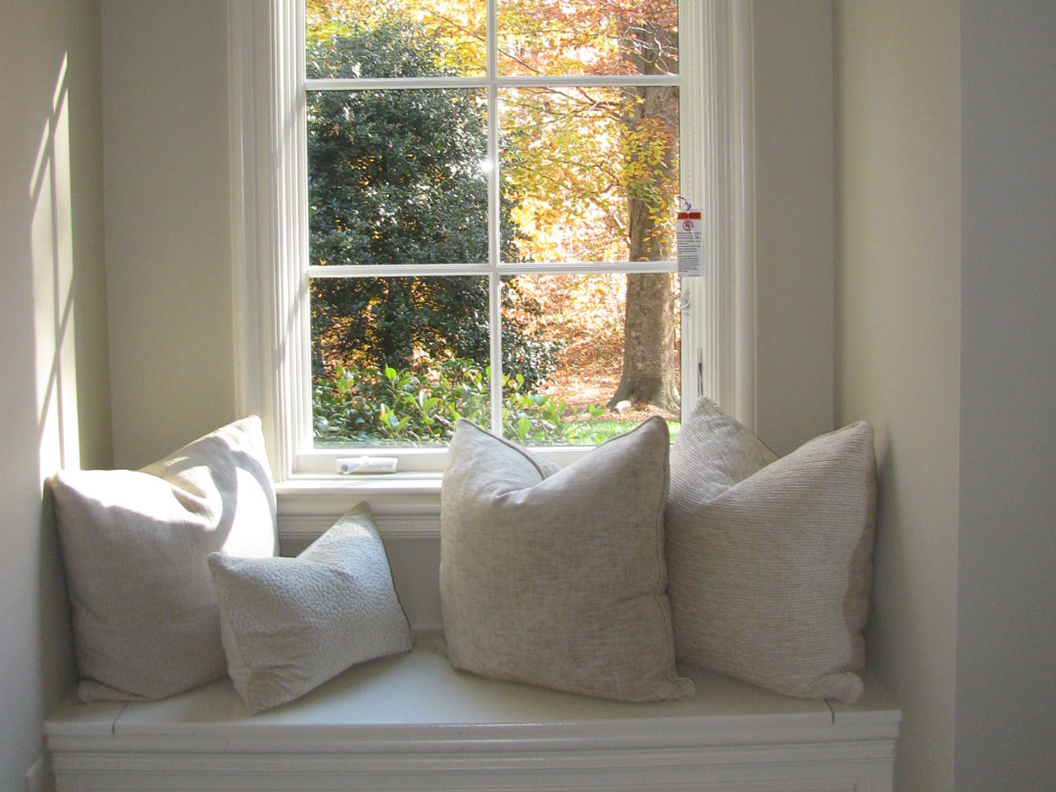 Window Seat Before And After Ronica S Custom Creations