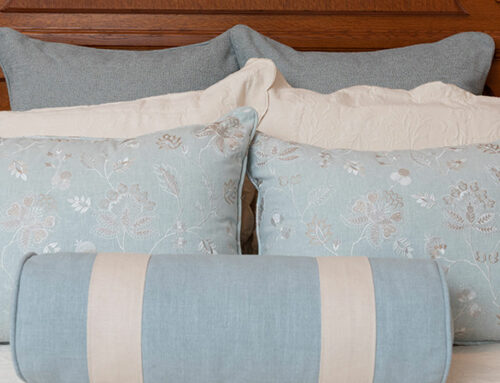 How Throw Pillows Transform an Entire Room